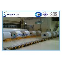 Customized Paper Reel Roll Handling Systems Heavy Duty ISO 9001 Certification