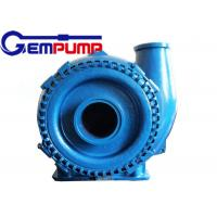 Buy cheap River stone gravel suction sand suction dredge centrifugal slurry pump / Hydraulic mining from Wholesalers