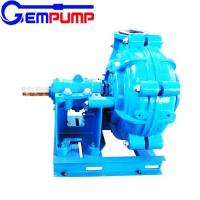 Quality High Head Wear Resistant Rubber horizontal centrifugal slurry pump china factory price for sale