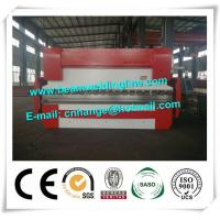Buy cheap WE67Y-250T/4100 Q235A Steel Sheet Electro NC Press Brake For Hydraulic Press from Wholesalers