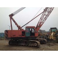 Original Japan Used IHI CCH500 50 Ton Crawler Crane For Sale Singapore Malaysia for sale