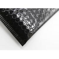 China Self Adhesive Seal Black Padded Envelopes , Poly Mailers Shipping Envelopes on sale