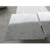 Buy cheap Cheapest Grey Granite,Top Quality Chinese G603 Granite Slab,Granite Paving,Granite Tile from wholesalers
