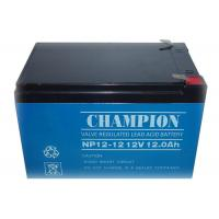 Buy cheap China Champion UPS Battery 12V12Ah NP12-12 Lead Acid AGM Battery VRLA Battery, SLA Battery from Wholesalers