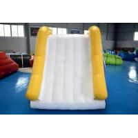 Buy cheap Professional Made Inflatable Water Slide With 0.9mm PVC Tarpaulin from Wholesalers