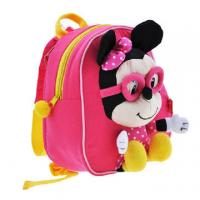 China Disney Minnie Personalised School Bags For Teenage Girls on sale