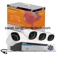 Buy cheap 4CH PLC IP Cameras NVR Kit from Wholesalers