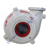 Buy cheap ELM-100D high chrome alloy lined mining slurry pumps design for building material from Wholesalers