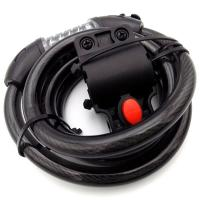 Buy cheap 1.2m Combination Bicycle Security Cable Lock With Round  Keys , 4 Digit Password Protection from Wholesalers