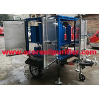 Buy cheap Vacuum Transformer Oil Degassing Plant Companies,Mobile Oil Processing Plant from wholesalers