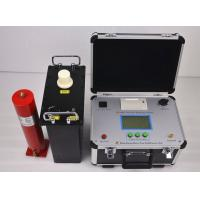 Buy cheap VLF 0.1Hz 40kV Very Low Frequency AC Hipot Test Set for Power Cable from wholesalers