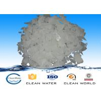 Buy cheap Chemical Aluminium Sulphate powder / granular for industry Water treatment from Wholesalers
