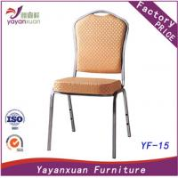 China Colorful Banquet Stackable Chair at Cheap Price (YF-15) on sale