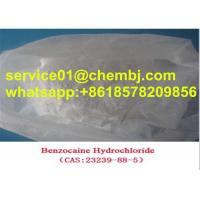 Buy cheap Pharmaceutical oral topical anesthetic Source Benzocaine Hydrochloride CAS 23239-88-5 from Wholesalers
