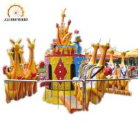 Buy cheap outdoor amusement 8 arms kangaroo jump kangroo jumping park equipment for sale from Wholesalers