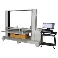 Buy cheap ISTA Corrugated Box Compression Tester , Laboratory Testing Equipment 220V 50Hz from Wholesalers
