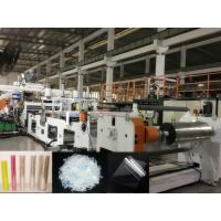 Buy cheap PET Plastic Sheet Extrusion Machine For Producing PET Food Box Sheet from Wholesalers