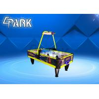 Buy cheap 220V Redemption Sport Video Arcade Game Machines / Kids Air Hockey Table from wholesalers