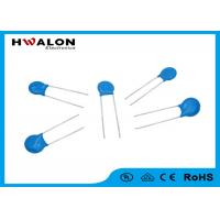 10mm Dia Blue Metal Oxide Varistor , Mov Electronic Device With Leads For Over - Voltage Protector