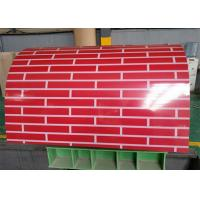 Buy cheap Color Coated PPGI Steel Coil / PPGL Steel Coil Width 914mm-1250mm For Roofing from Wholesalers