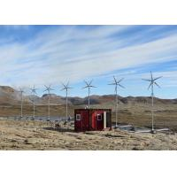 Buy cheap 12kw Green Energy Private Home Wind Turbine System , Roof Mounted Wind Turbine from Wholesalers