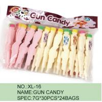 Buy cheap Gun dry powder candy,can be in different flavor and color from Wholesalers