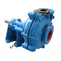 Buy cheap Horizontal centrifugal EHM-4D high chrome alloy lined mining slurry pumps from Wholesalers