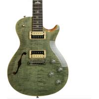 China Solidbody PRS Semi Acoustic Guitar SE Zach Myers Semi-Hollow Trampas Green on sale