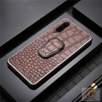 Buy cheap Genuine Leather Cell Phone Protective Covers Embossed Crocodile Skin Pattern from Wholesalers