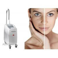 China Comfortable Fiber Laser Equipment Skin Tightening Promote Blood Circulation on sale