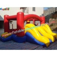 Buy cheap Outdoor Inflatable  Slide Commercial Waterproof With Customized Color from Wholesalers
