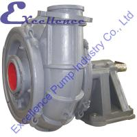 Quality Large Capacity Professional Gray Sand Pump For Gold Mine, Dredging for sale