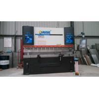 Buy cheap 63 Ton 2.5m CNC Synchronization Press Brake Machine High Speed Sheet Metal Folding from Wholesalers