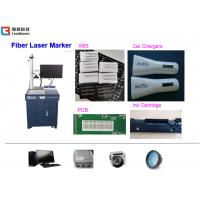China 10W 20W 30W Desktop Laser Marking Machine For Knives , Tools , Measuring Tool on sale