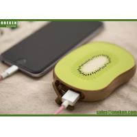 Buy cheap Customized Li-Polymer Power Bank / Powerbank Phone Charger Fruit Design 6000mah Power Bank from Wholesalers