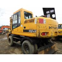Used HYUNDAI 150W-7 Wheel Excavator For Sale for sale