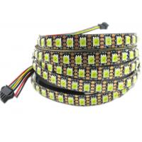 Buy cheap Addressable Programmable Waterproof White Led Strip Lights 5050 SMD WS2813 from Wholesalers