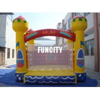 Buy cheap Commercial Inflatable Combo Bouncers from Wholesalers