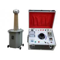 Buy cheap Portable ISO Intelligent Oil Immersed AC Hipot Tester High Voltage Withstand Test from Wholesalers