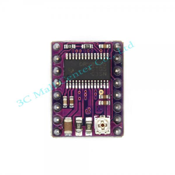 3d printer stepstick drv8825 stepper motor driver reprap 4 pcb b