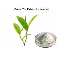 Buy cheap 100% Natural L - Theanine Green Tea Extract Powder White Healthcare Food For Sleep from Wholesalers