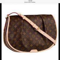 Buy cheap Buy Newest Louis Vuitton Monogram Canvas Beige Cross Body Bag,Cheap Louis Vuitton Cross Body Bags from Wholesalers