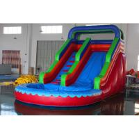 Buy cheap inflatable bouncer with slide/inflatable Commercial Inflatable Bouncers from Wholesalers