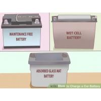 Buy cheap White N120 120AH Maintenance Free Car Battery , Heavy Duty Auto Battery from Wholesalers