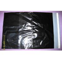 Buy cheap Black Large Self Adhesive Plastic Bags for Shipping Clothes from Wholesalers