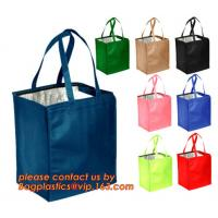 Buy cheap Top quality designer polyester insulated cooler lunch bag, wholesale cheap lunch cooler bag,promotional cooler bag from Wholesalers
