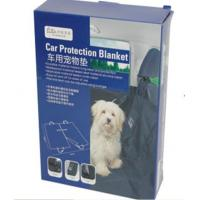 Buy cheap Folding Pet Car Protection Pad With Zipper Waterproof Multi Color from Wholesalers