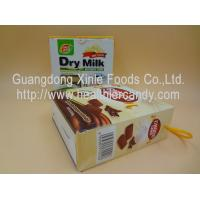 Buy cheap Holiday Rectangle Malted Milk Tablets , Colored Natural Energy Candies from Wholesalers