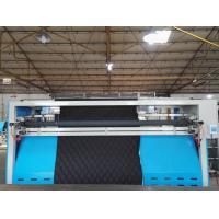 Buy cheap Commercial Quilting Fabric Cutter Machine , Industrial Mattress Cutting Machine from Wholesalers