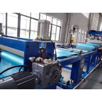 Buy cheap Soft Plastic Sheet Extrusion Machine , Flexible PVC Sheet Extrusion Equipment Production Line from Wholesalers